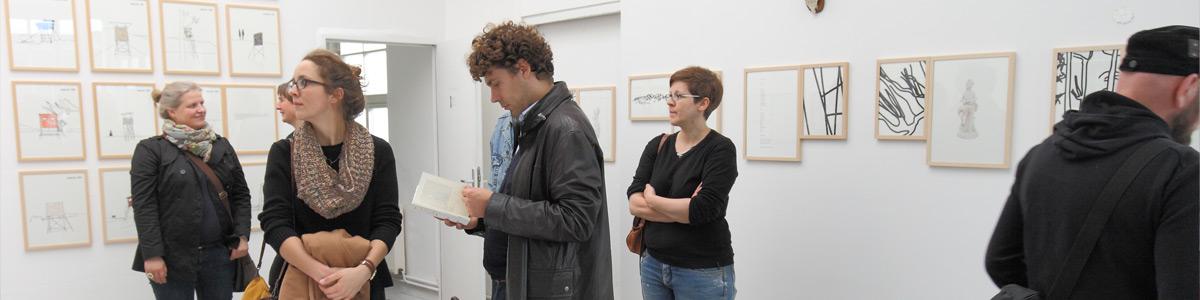Die ganze Bandbreite der professionellen Kasseler Kunstproduktion